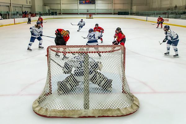 King's College Women's ICE HOCKEY vs LVC 12/06/2019