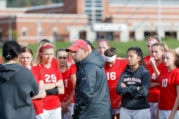 King's College Women's Soccer vs DeSales University