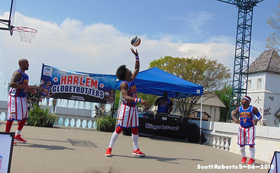 "The original incarnation of the Harlem Globetrotters formed in 1926. Besides entertaining millions all over the world for multiple generations, they once had their own animated series, a Saturday morning live action show and have guest starred on various television shows such as ""Scooby Doo,"" ""Love Boat,"" ""Giligan's Island"" and ""Futurama."""