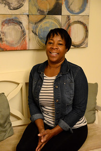 Tania Barricklo-Daily Freeman                      Ralphine Childs, Director of Kings Kids at the Pointe of Praise Church in Kingston, and author of Christmas Lemonade.
