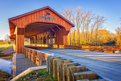 King's Mill Covered Bridge