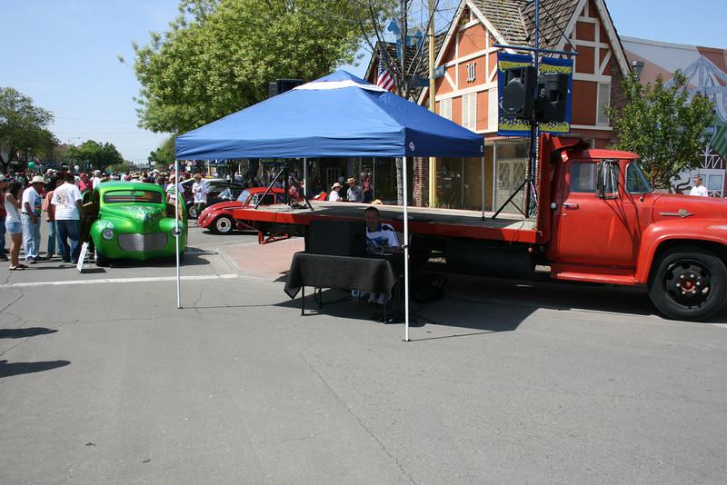 Kingsburg Car Show 2010