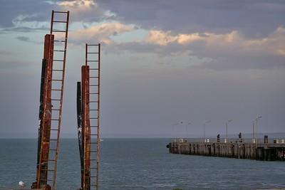 Slip ladders