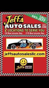 Jeff's Auto Ad