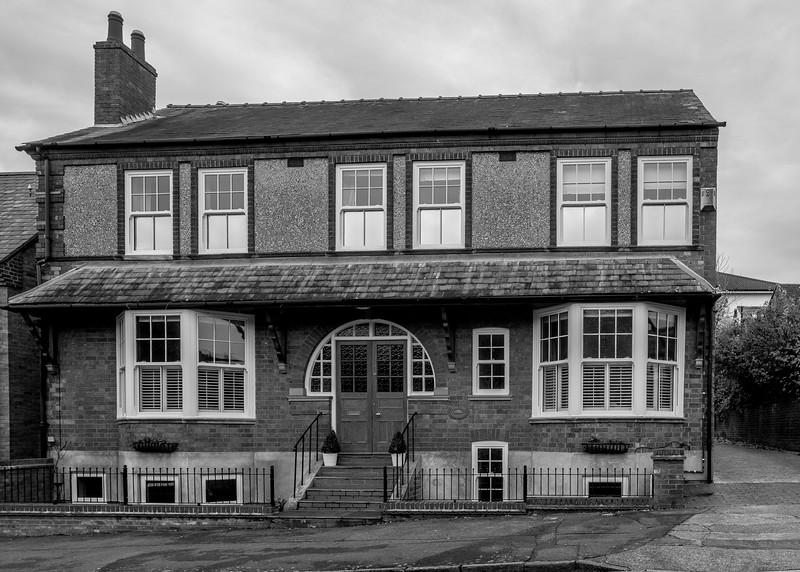 Old Church Institute, Kingswell Road, Kingsthorpe, Northampton