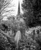 New graveyard, Church of Saint John the Baptist, Kingsthorpe