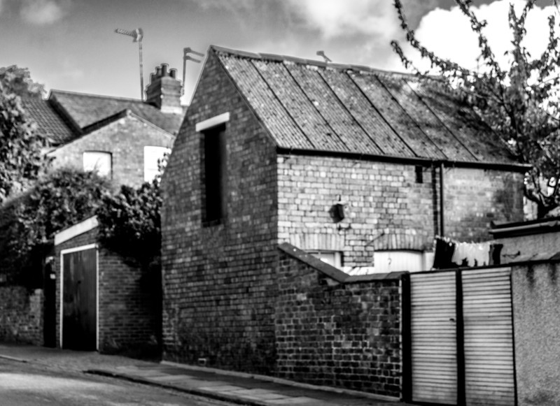 Workshop, Garfield Street, Kingsthorpe, Northampton
