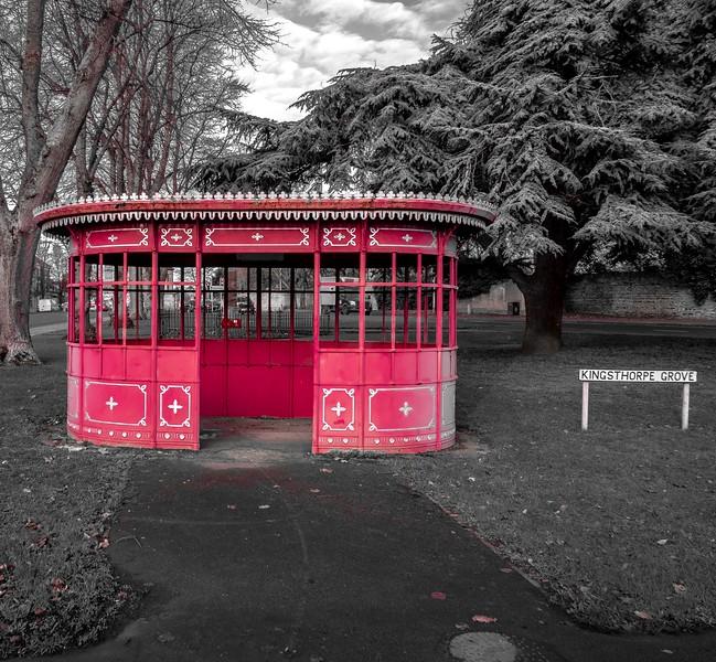 Tram Stop, Kingsthorpe
