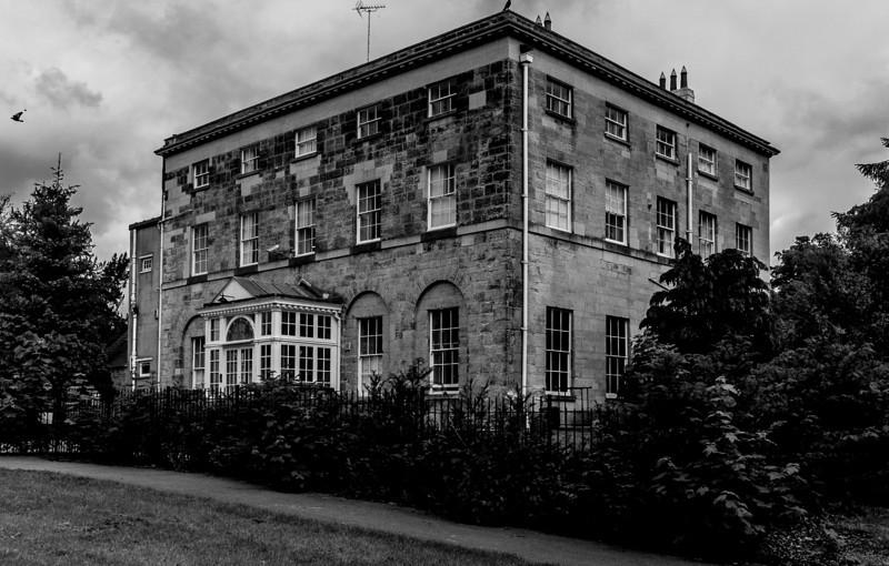 Bird, Thornton Hall, Kingsthorpe, Northampton