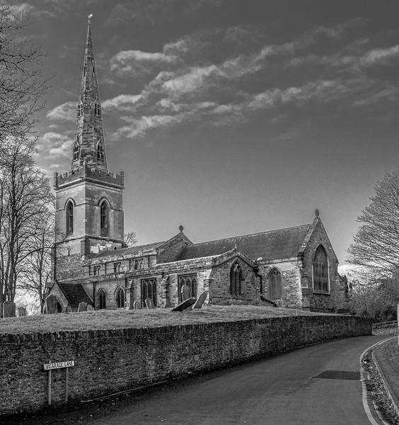 Church of Saint John the Baptist, Kingsthorpe