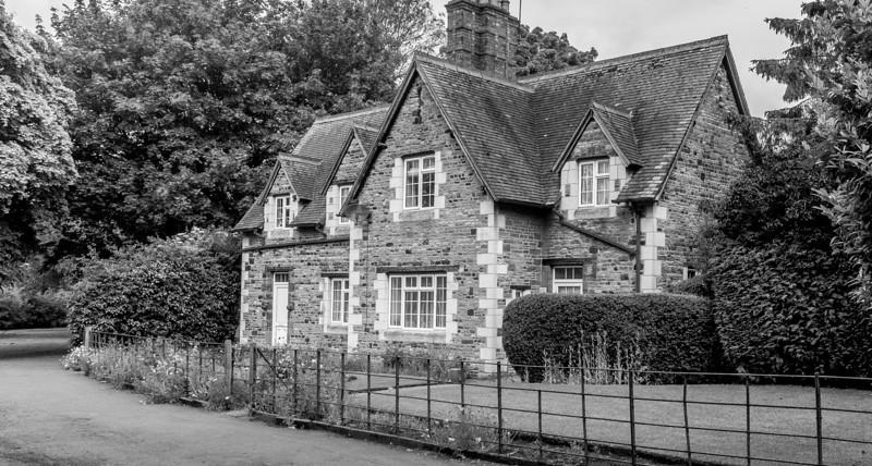 Park keepers cottage, Thornton Park, Northampton