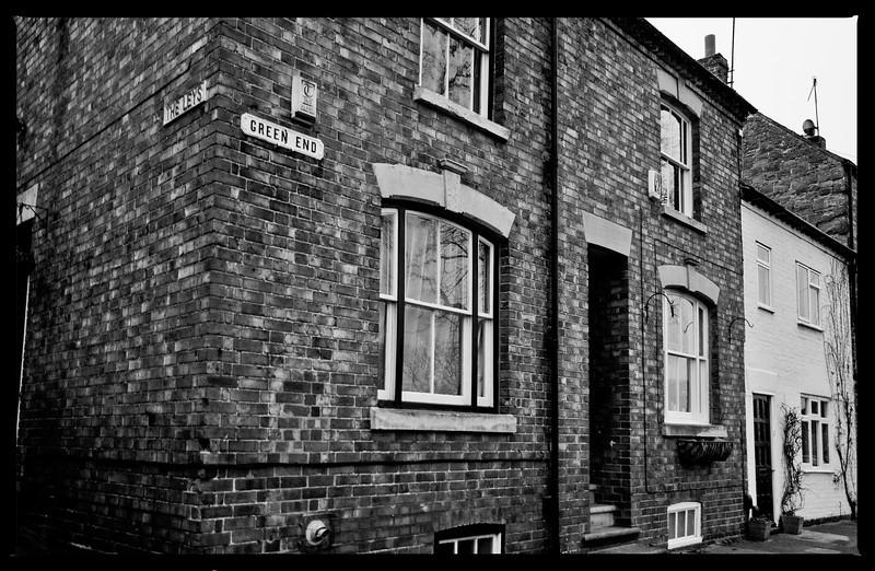 Cottages, Green End, Kingsthorpe