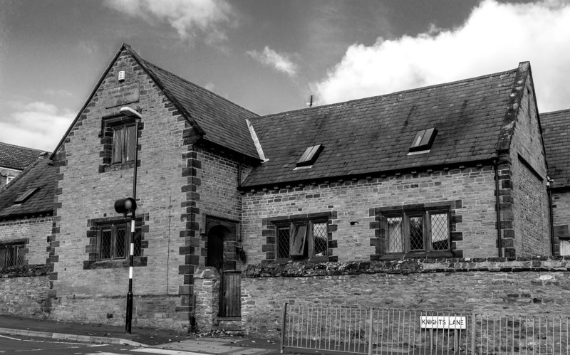 National School (1840), Knights Lane, Kingsthorpe, Northampton