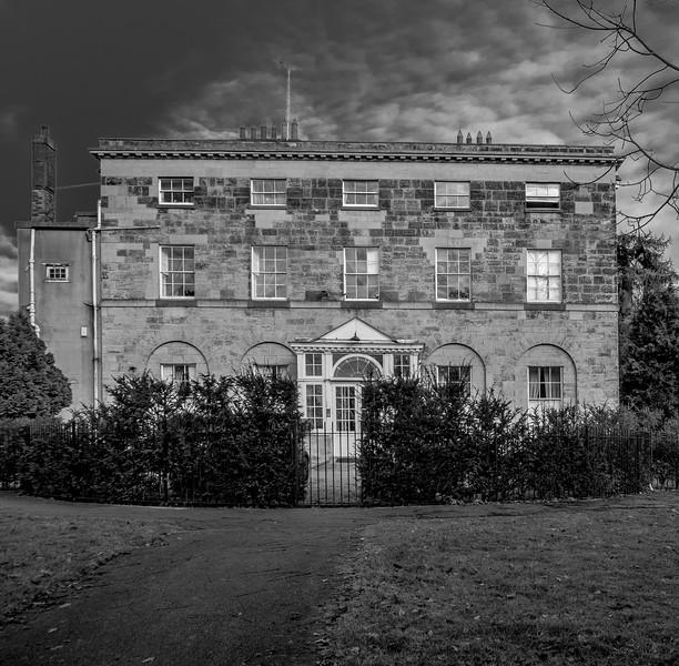 Thornton Hall, Kingsthorpe
