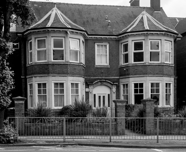 Much buggerated villa, Kingsthorpe Road