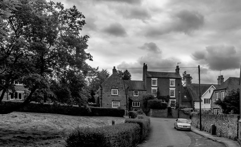 View from Vicarage Lane, Kingsthorpe, Northampton