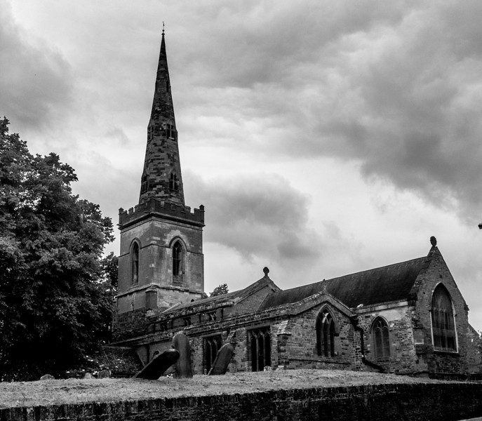 Church of Saint John the Baptist, Kingsthorpe, Northampton