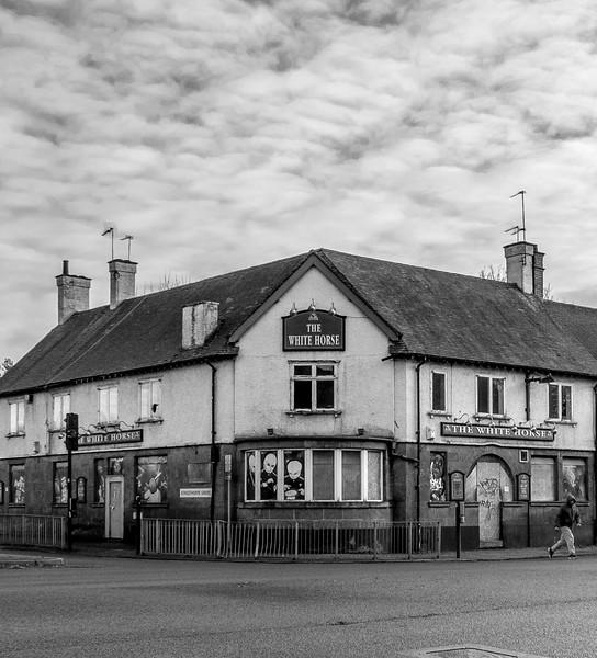 The White Horse, Kingsthorpe