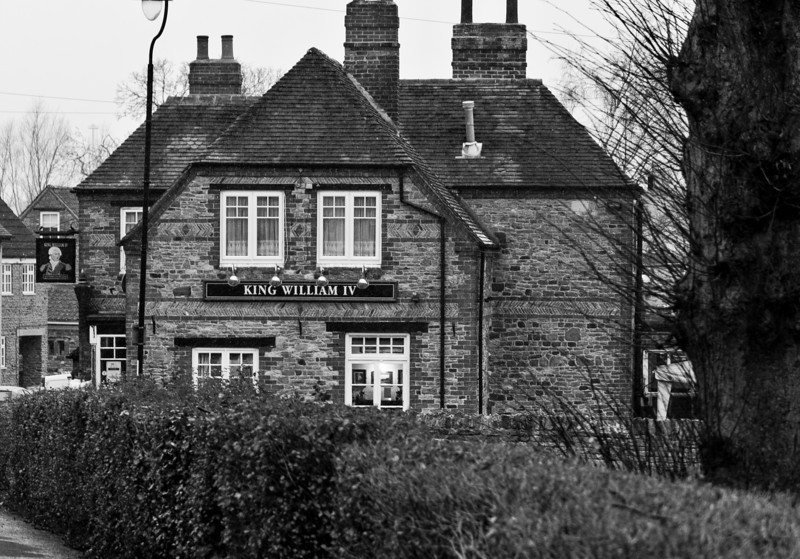 King William IV,  Green End, Kingsthorpe