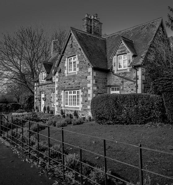 Gatehouse, Thornton Hall, Kingsthorpe