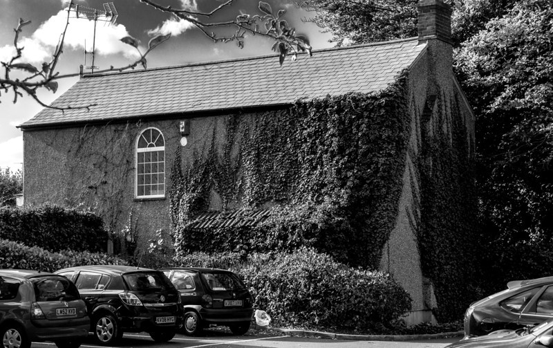 Odd Building, Asda Carpark, Kingsthorpe, Northampton