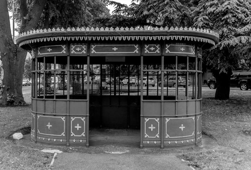 Tram Shelter, Kingsthorpe, Northampton