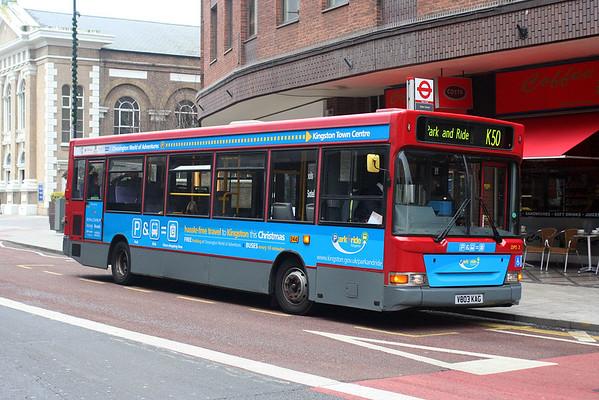Kingston K50 Buses