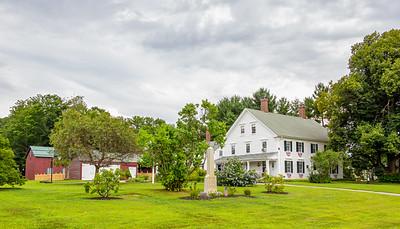 Josiah Bartlett House