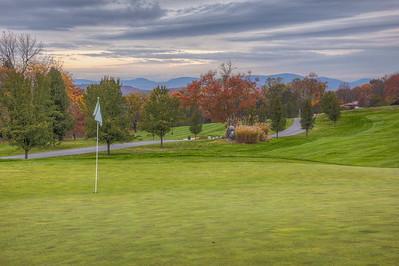 Wiltwyck Golf Club, 18th Hole, KIngston, New York