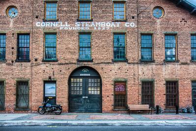 Cornell Steamboat Company