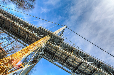 Wurtz Street Bridge, Kingston, New York, USA