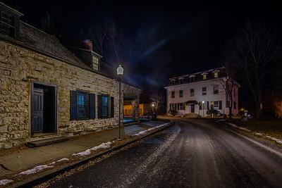Clinton Avenue, Kingston, New York