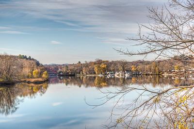 Rondout Creek,Eddyville, New York, USA