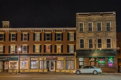 Broadway, Kingston, New York, USA