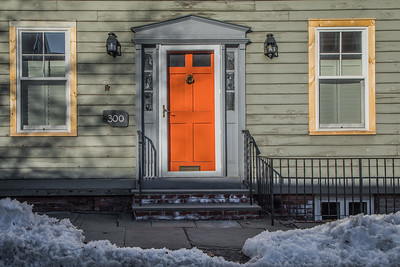 Clinton Ave, Stockade District, Kingston, New York