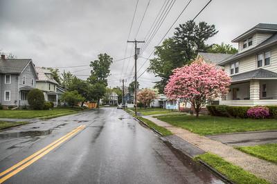 Emerson Street, Kingston, New York