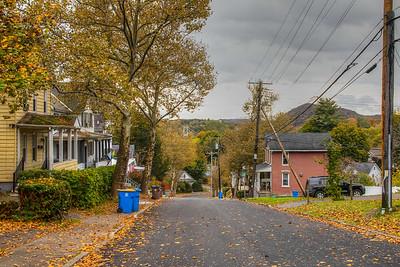 Newkirk Avenue, Kingston, New York, USA