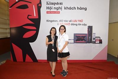 Kingston | Dealer Meeting instant print photo booth @ Melia Hanoi | Chụp hình in ảnh lấy ngay Hội nghị khách hàng | Photobooth Hanoi