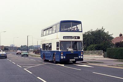 KHCT 154 Bilton Main Road Hull Sep 89