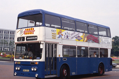 KHCT 323 Queen Victoria Square Hull Sep 89