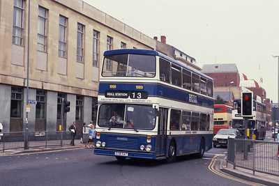 KHCT 136 George Street Hull Sep 89