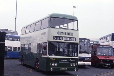 KHCT_Citilink C4 Central Bus Stn Hull Nov 11