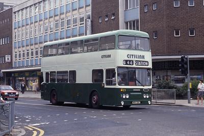 KHCT_Citilink Car Lane Hull Sep 89