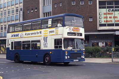 KHCT 125 Carr LaneHull Sep 89