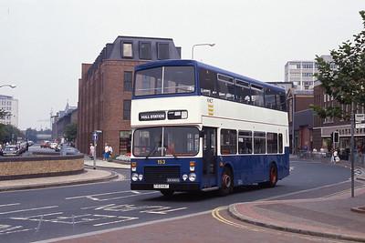 KHCT 153 Alfred Gelder Street Hull Sep 89