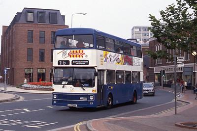 KHCT 501 Alfred Gelder St Hull Sep 89