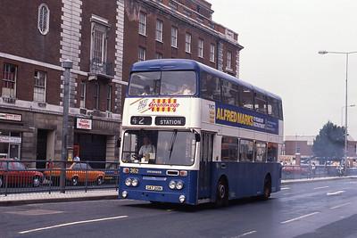 KHCT 362 Ferensway Hull Sep 89