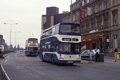 KHCT 135 Ferensway Hull Sep 89