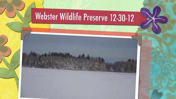 Webster Wildlife Preserve