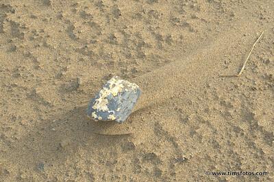 Sand Blasted Rock